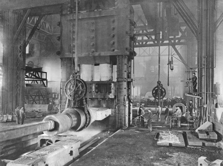 Forging Plant 1894